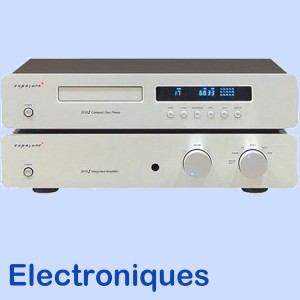 HiFi Electronique - synthèses sources et amplification
