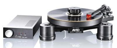 AVID: produite au Royaume uni, la Diva II avec alimentation séparée
