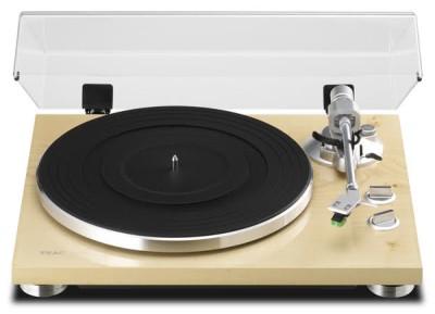 Teac: magnifique platine TN-300 équipée d'un préampli Phono et d'une sortie USB
