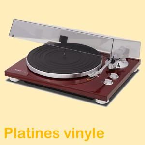 Entretien platine vinyle