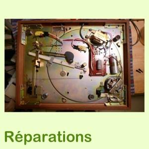 Réparation HiFi